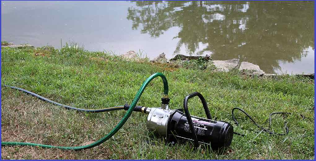 Best Sprinkler Water Pumps